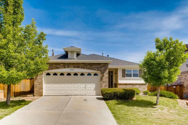 24305 E Wagon Trail Avenue, Aurora, CO 80016 (#9559510) :: House Hunters Colorado