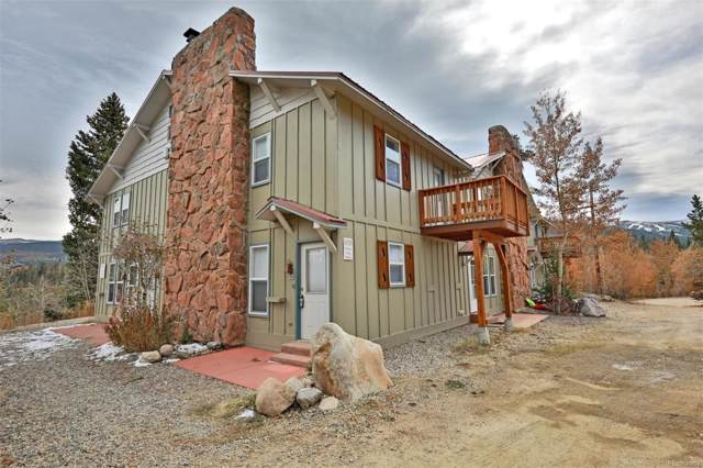 96 Hideaway Drive #10, Winter Park, CO 80482 (#9559512) :: Mile High Luxury Real Estate