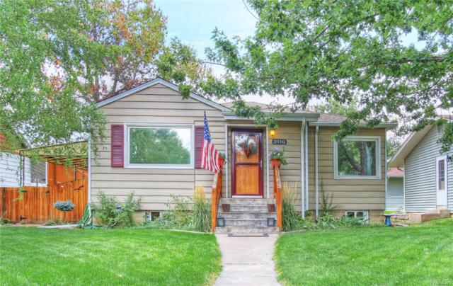 3910 S Bannock Street, Englewood, CO 80110 (MLS #9559969) :: 8z Real Estate