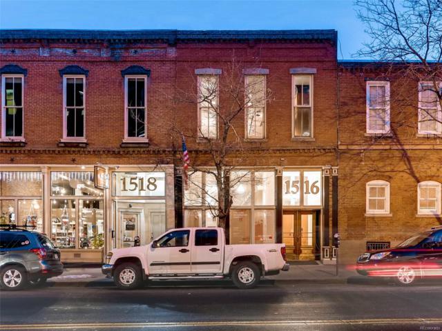 1516 Wazee Street, Denver, CO 80202 (#9560082) :: The Heyl Group at Keller Williams