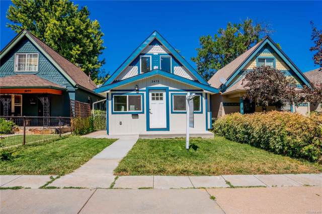 3475 W 33rd Avenue, Denver, CO 80211 (#9560468) :: The Heyl Group at Keller Williams