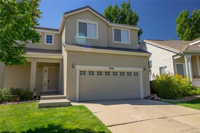 10501 Tracewood Circle, Highlands Ranch, CO 80130 (#9560640) :: The Peak Properties Group