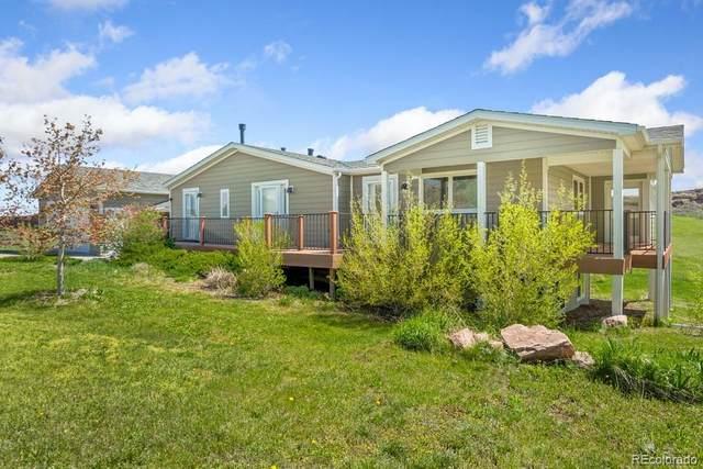 820 Lodgepole Drive, Bellvue, CO 80512 (MLS #9560802) :: 8z Real Estate