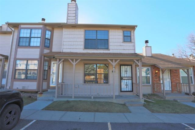 8254 Washington Street #88, Denver, CO 80229 (#9560854) :: The Heyl Group at Keller Williams