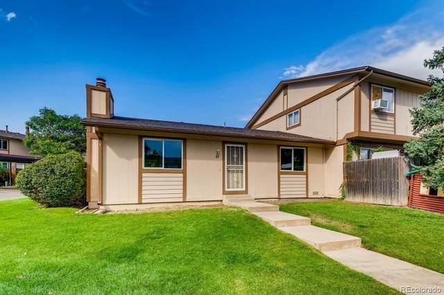 2487 Rainbow Drive C51, Denver, CO 80229 (#9561005) :: HomeSmart