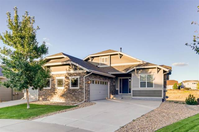 4452 Dusty Pine Trail, Castle Rock, CO 80109 (#9561065) :: The DeGrood Team