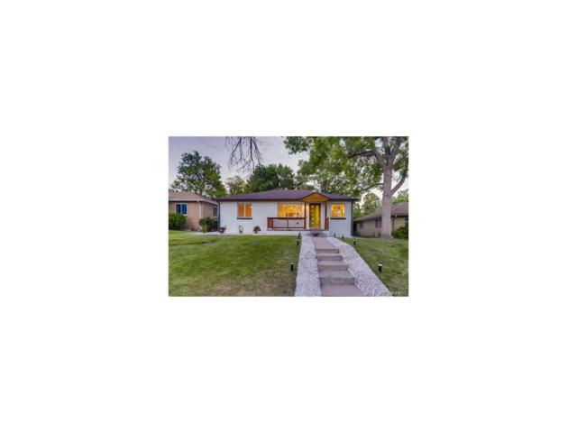 1654 S Josephine Street, Denver, CO 80210 (#9561088) :: Thrive Real Estate Group
