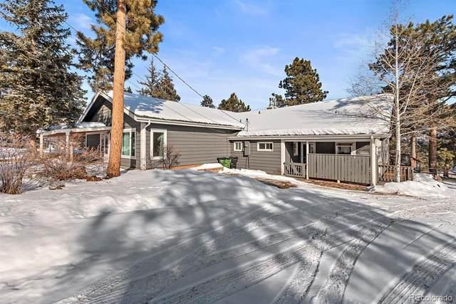 29035 Douglas Park Road, Evergreen, CO 80439 (MLS #9561280) :: 8z Real Estate