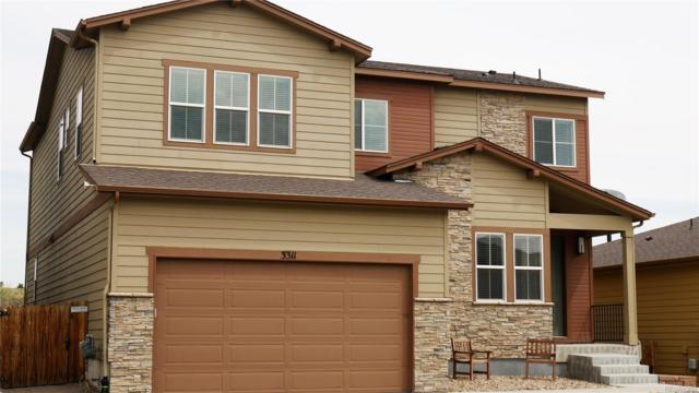 3311 Ghost Dance Drive, Castle Rock, CO 80108 (#9562433) :: The City and Mountains Group