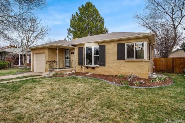 1410 Magnolia Street, Denver, CO 80220 (MLS #9562454) :: 8z Real Estate