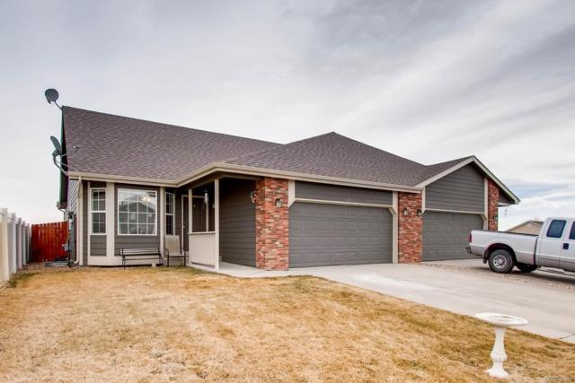 3926 24th Avenue, Evans, CO 80260 (#9562517) :: The DeGrood Team
