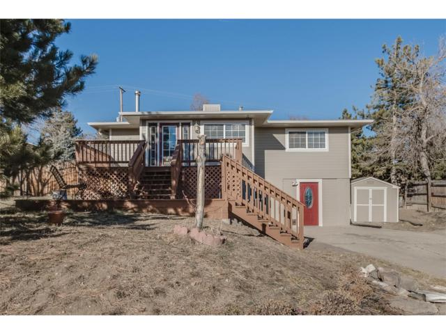 13905 W 7th Avenue, Golden, CO 80401 (#9562774) :: The Margolis Team
