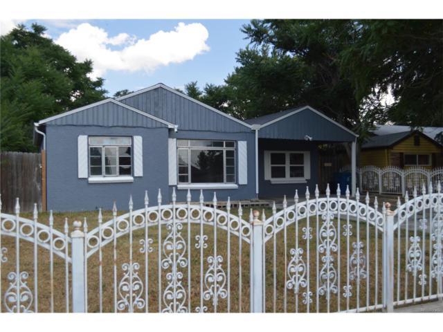 2032 Florence Street, Aurora, CO 80010 (MLS #9563028) :: 8z Real Estate