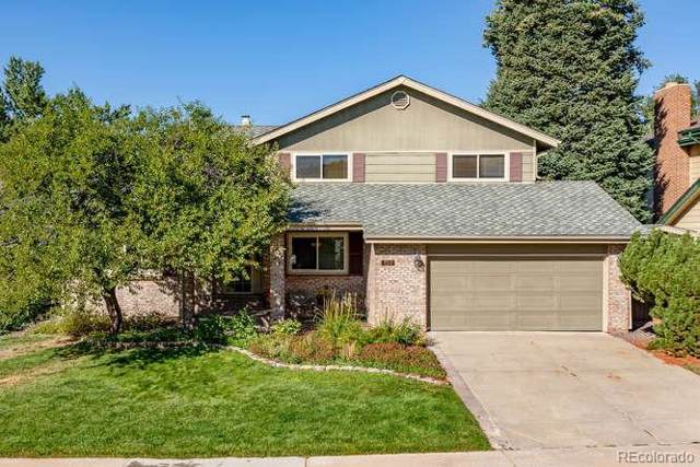 735 Old Stone Drive, Highlands Ranch, CO 80126 (MLS #9563182) :: Keller Williams Realty