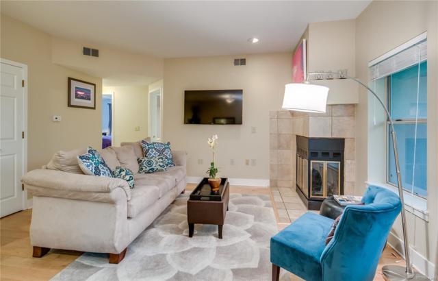 1000 E 1st Avenue #302, Denver, CO 80218 (#9563292) :: Wisdom Real Estate