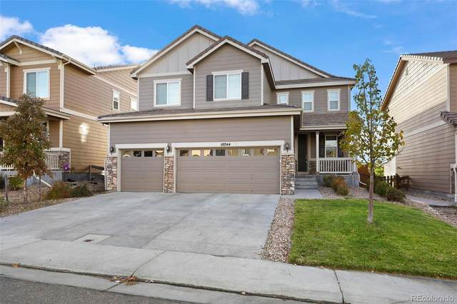 10744 Worthington Circle, Parker, CO 80134 (#9563321) :: My Home Team