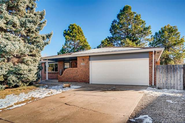 13174 Rigel Drive, Lone Tree, CO 80124 (MLS #9563663) :: The Sam Biller Home Team