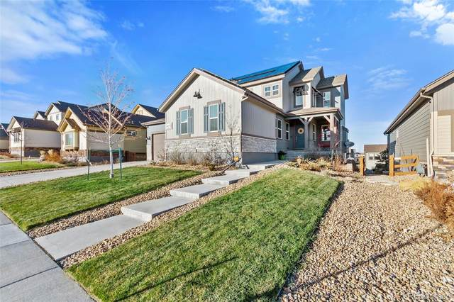 18271 W 92nd Place, Arvada, CO 80007 (MLS #9564140) :: The Sam Biller Home Team