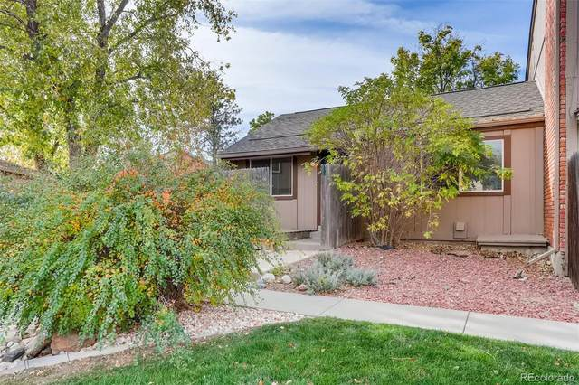 7700 W Glasgow Place 10D, Littleton, CO 80128 (MLS #9564447) :: Bliss Realty Group