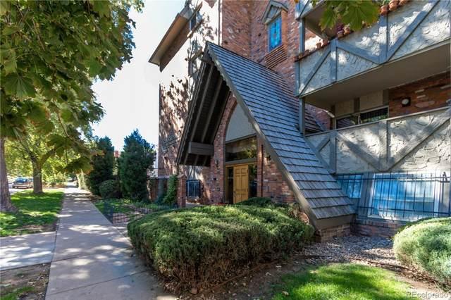 1243 Gaylord Street #109, Denver, CO 80206 (MLS #9564738) :: 8z Real Estate