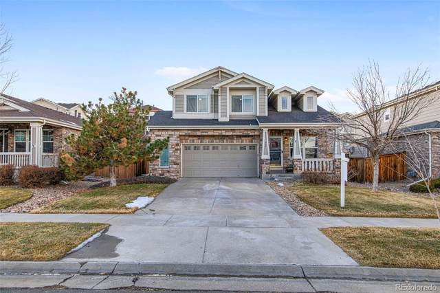 5001 S Flat Rock Way, Aurora, CO 80016 (#9564805) :: The Gilbert Group