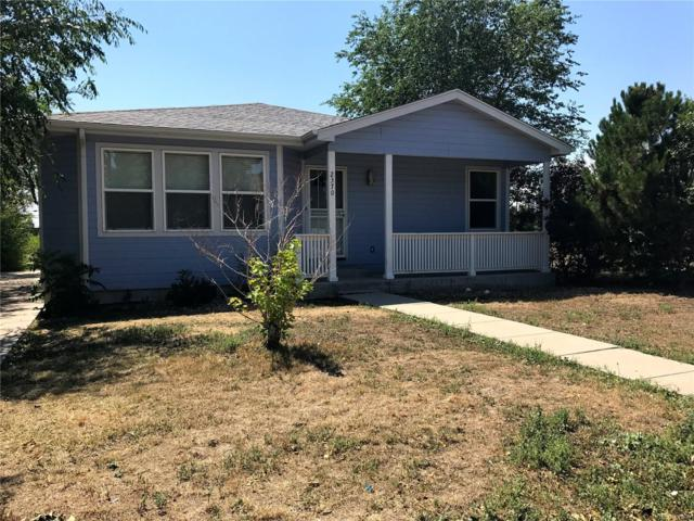 2370 W Wesley Avenue, Englewood, CO 80110 (#9564923) :: Sellstate Realty Pros