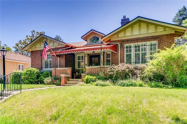 1281 S Downing Street, Denver, CO 80210 (#9564948) :: The Griffith Home Team