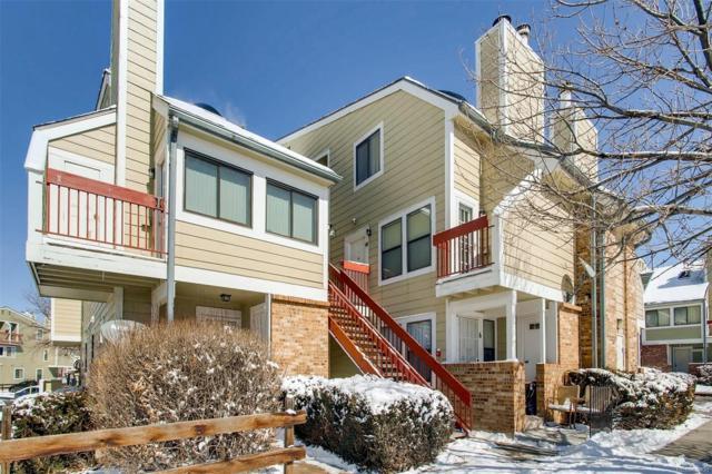 992 S Dearborn Way #20, Aurora, CO 80012 (MLS #9565117) :: 8z Real Estate
