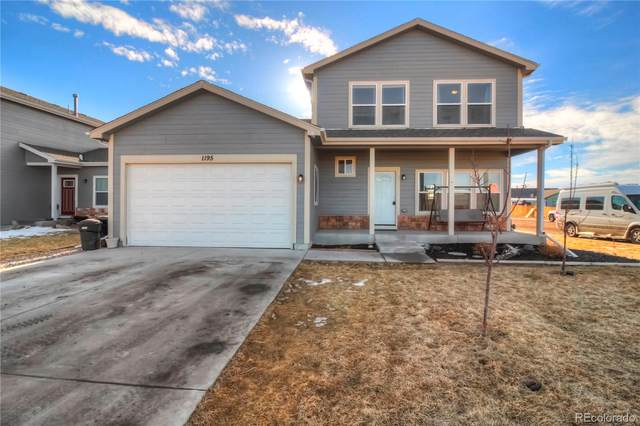 1195 5th Avenue, Deer Trail, CO 80105 (#9565885) :: The Dixon Group