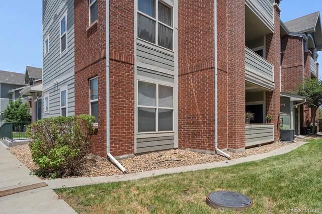 14333 E 1st Drive #101, Aurora, CO 80011 (#9566066) :: Berkshire Hathaway HomeServices Innovative Real Estate