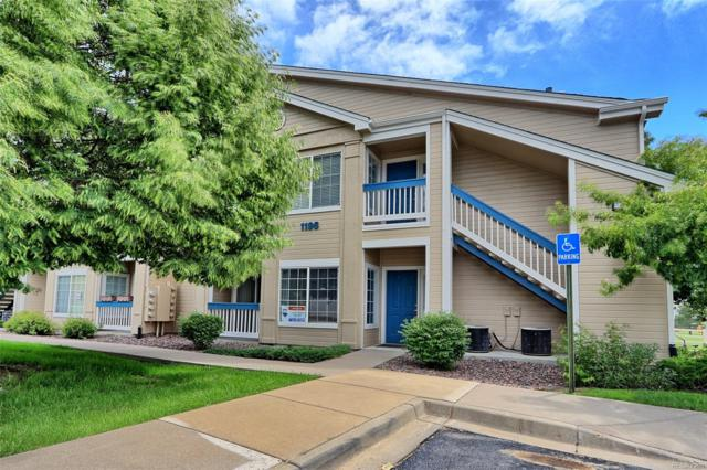 1196 Opal Street #102, Broomfield, CO 80020 (#9566100) :: Mile High Luxury Real Estate