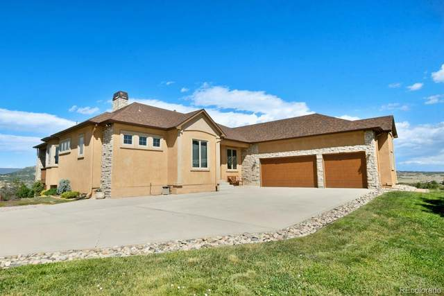 4004 Enchantra Circle, Castle Rock, CO 80104 (#9566136) :: The DeGrood Team