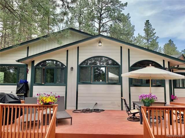 8911 Village Pines Circle, Franktown, CO 80116 (#9566412) :: Venterra Real Estate LLC