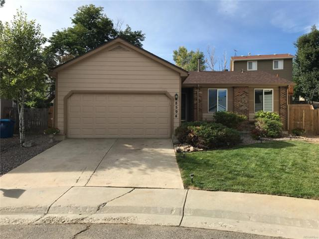 8594 W 79th Place, Arvada, CO 80005 (MLS #9566593) :: 8z Real Estate