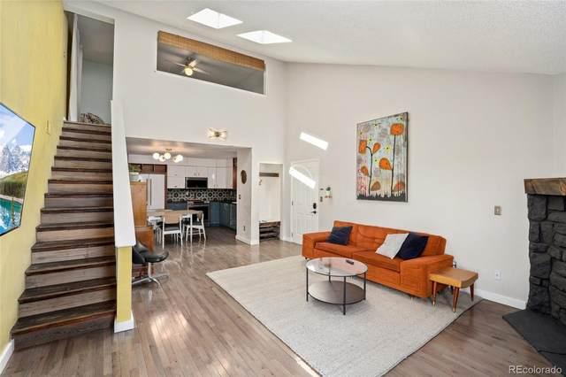 12093 W Cross Drive #304, Littleton, CO 80127 (MLS #9566851) :: 8z Real Estate
