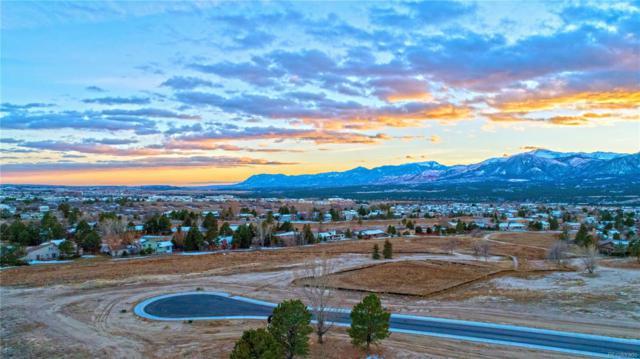 351 Silver Rock Place, Colorado Springs, CO 80921 (#9567100) :: The HomeSmiths Team - Keller Williams