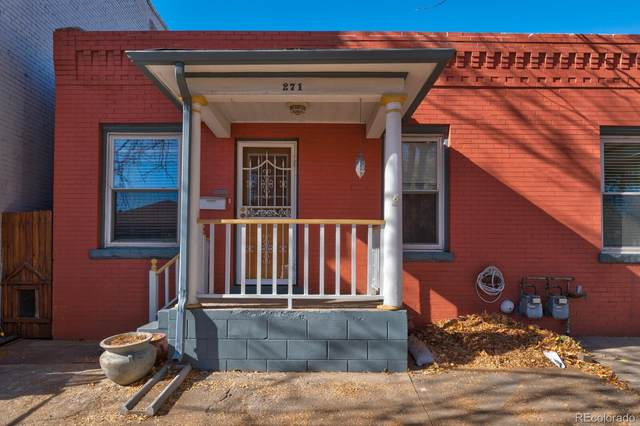 271 Cherokee Street, Denver, CO 80223 (#9567114) :: Mile High Luxury Real Estate