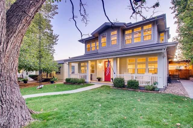 2313 S Corona Street, Denver, CO 80210 (#9567304) :: The HomeSmiths Team - Keller Williams