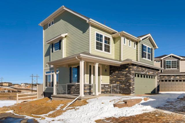 8111 E 128th Place, Thornton, CO 80602 (MLS #9567983) :: 8z Real Estate