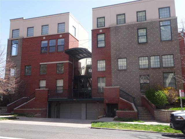790 Clarkson Street #201, Denver, CO 80218 (#9568272) :: The HomeSmiths Team - Keller Williams