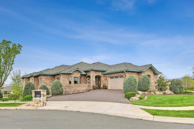 12996 W 81st Place, Arvada, CO 80005 (#9568584) :: The Galo Garrido Group