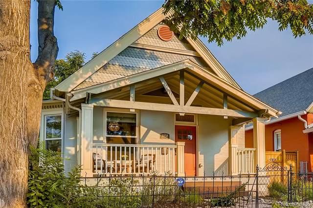 3058 N Humboldt Street, Denver, CO 80205 (#9568687) :: Real Estate Professionals