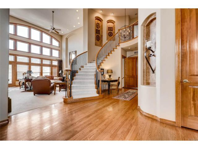 10380 Carriage Club Drive, Lone Tree, CO 80124 (#9568697) :: The Peak Properties Group
