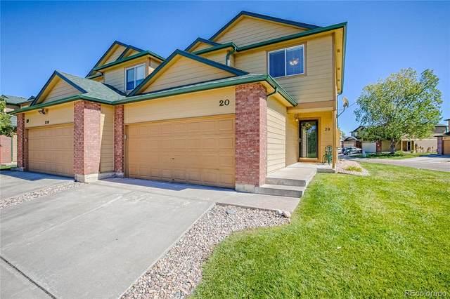 850 S Overland Trail #20, Fort Collins, CO 80521 (#9568850) :: Relevate | Denver