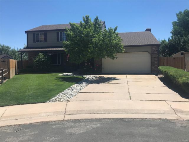 1288 E Kettle Avenue, Centennial, CO 80122 (#9568905) :: The DeGrood Team