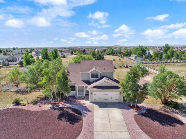 11853 Turney Road, Peyton, CO 80831 (MLS #9569071) :: 8z Real Estate