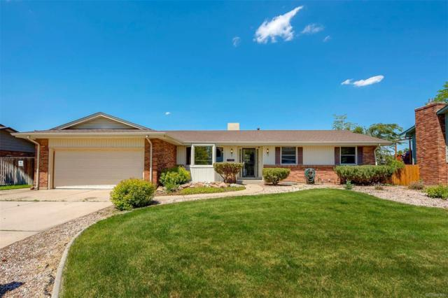 12457 W 67th Avenue, Arvada, CO 80004 (#9569402) :: The Griffith Home Team