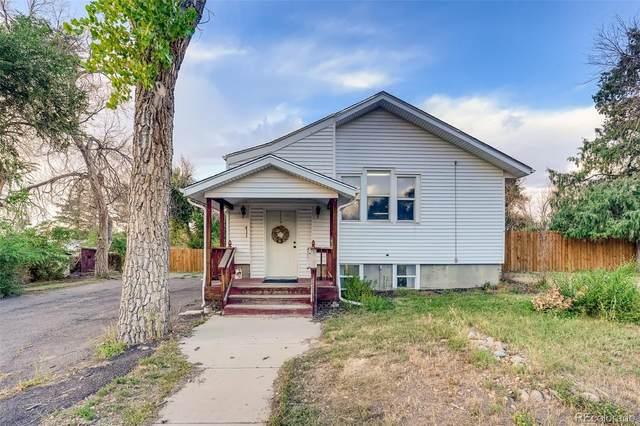 411 Cheyenne Street, Kiowa, CO 80117 (#9569781) :: Portenga Properties