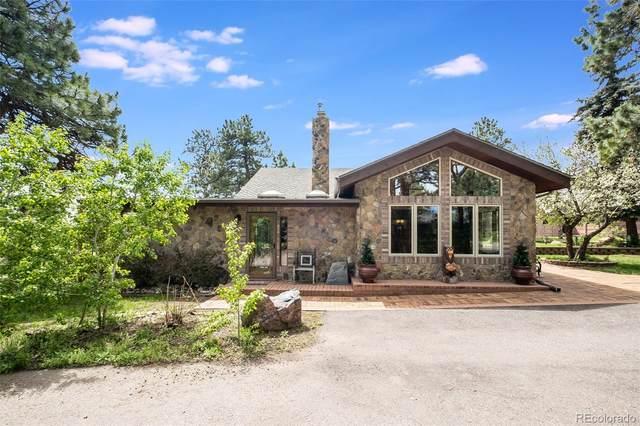 871 Panorama Drive, Golden, CO 80401 (#9570178) :: iHomes Colorado