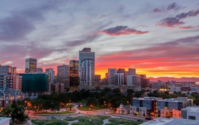 100 Park Avenue #708, Denver, CO 80205 (#9570193) :: My Home Team